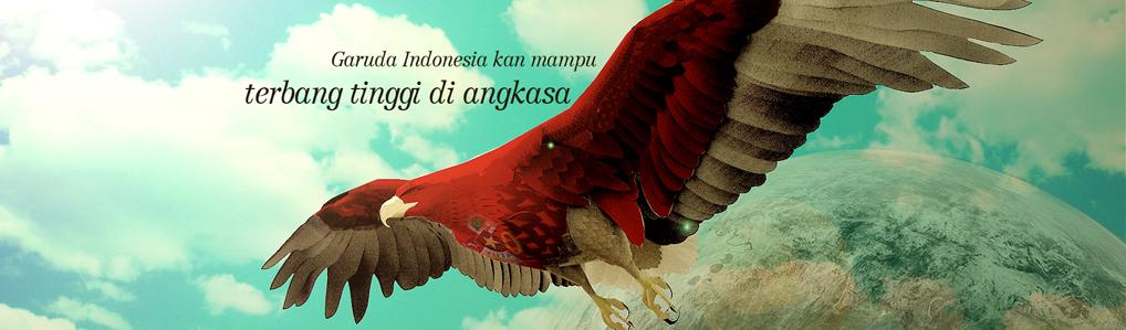 Grafis Garuda Indonesia